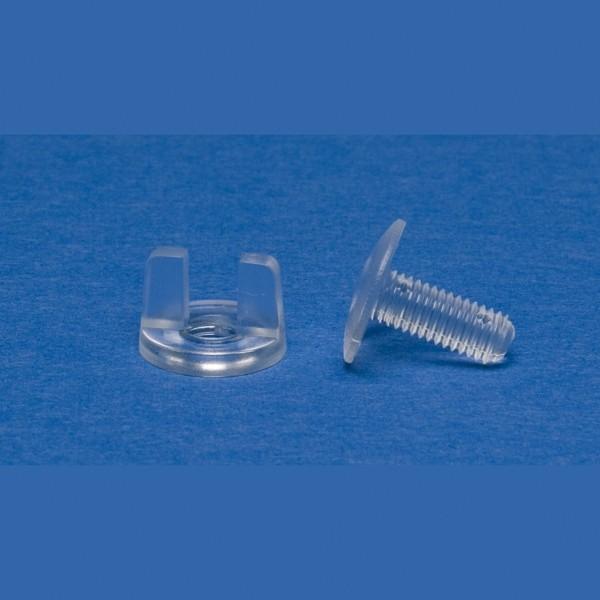Viti in plastica trasparente da 0 a 12 mm (RIVPS1412280)