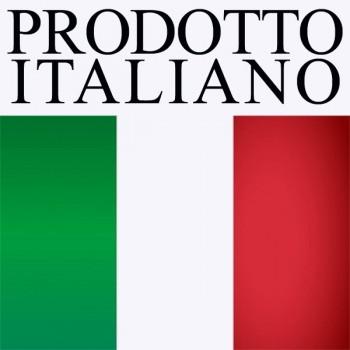 Il prodotto è realizzato in Italia
