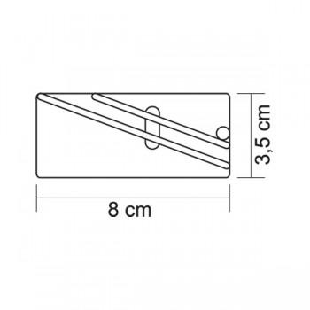 Forma e dimensione dell'Affila spatole
