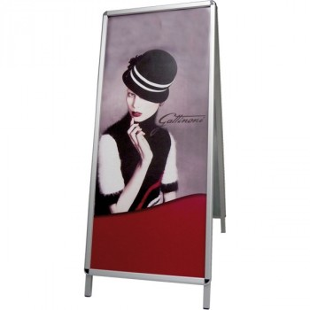 Porta poster 60x140 cm Tiepolo Slim