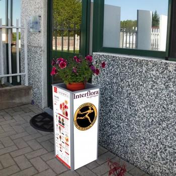 Esempio di ambientazione davanti ai nostri uffici