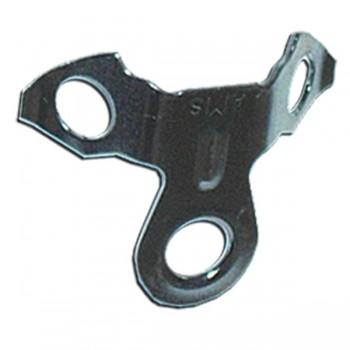 Il gancetto leggero compreso nel kit di montaggio