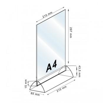 Forma e dimensioni del formato A4