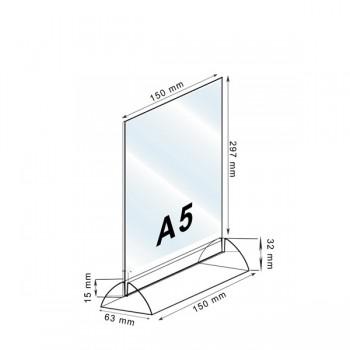Forma e dimensioni del formato A5