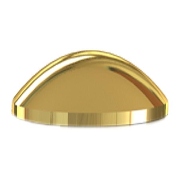 Wall Mounted Basic- Coprivite a sfera oro lucido