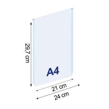 Tasche Easy in formato A4 verticale