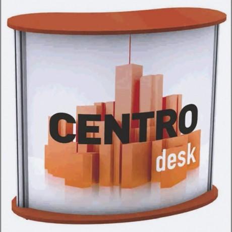 Banchetto promozionale Centro Desk