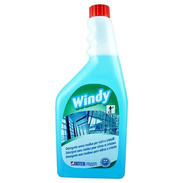 Detergente Windy per vetrine 0,75 L