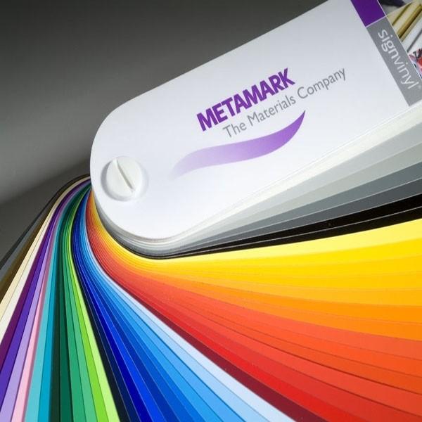 Serie M7A Metamark Metascape (canali d'aria) 10 colori a magazzino
