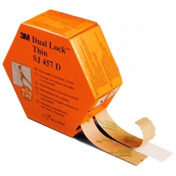 Biadesivo trasparente Dual Lock SJ457D 3M