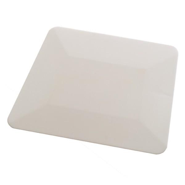 Spatola bianca in teflon