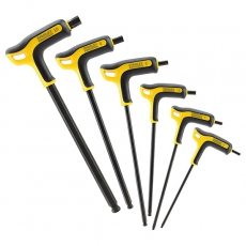 Set 6 chiavi maschio esagonali Stanley Fatmax®