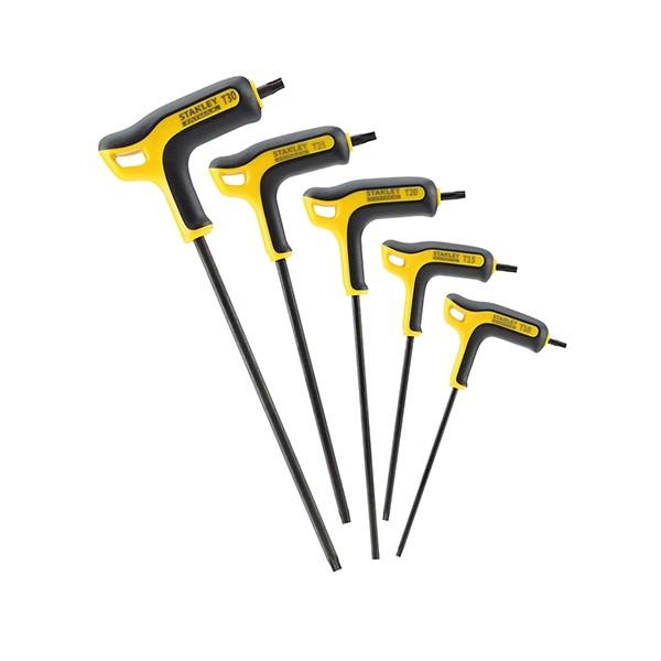Set 5 chiavi maschio Torx Stanley Fatmax®