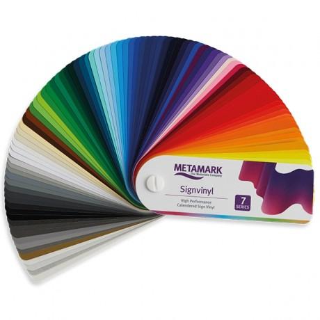 Serie M7 Metamark 90 colori a magazzino