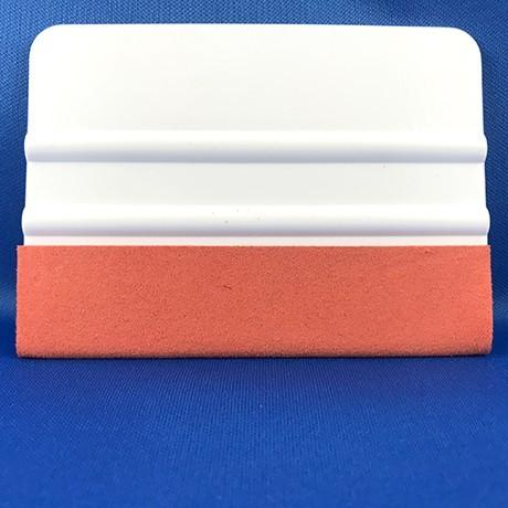 Spatole in plastica e scamosciato Evolution orange