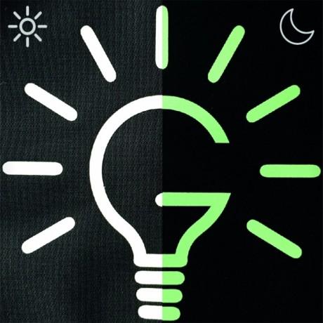 STAHLS' fotoluminescente da taglio Glow in the dark