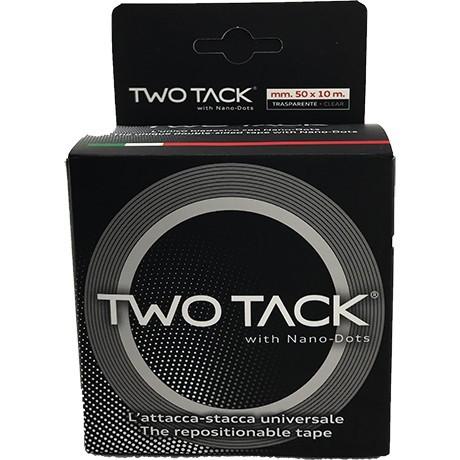 Biadesivo Two tack con nano ventose