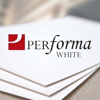 Cartoncino Performa white...