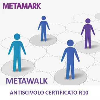 Metawalk, calpestabile da...