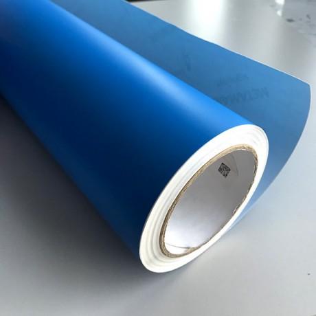 Pellicola adesiva mascherante blu