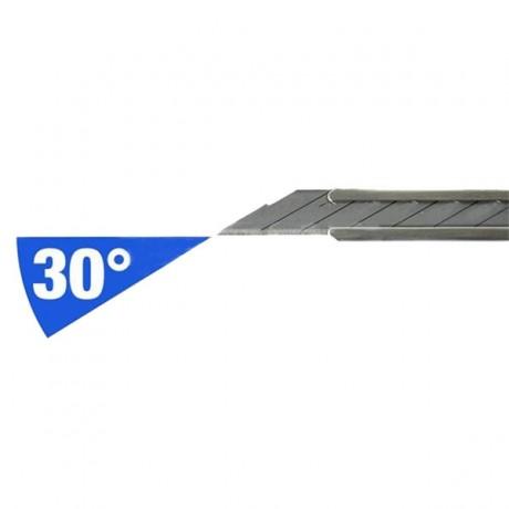 Lame Evolution 9 mm 30°  conf. 50 lame