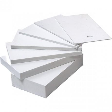 Il PVC espanso bianco